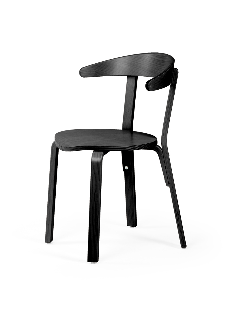 Chairs 53 From Birch Plywood Legs Include Plastic Floor