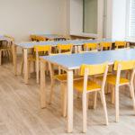 Raasiku PK, söögisaali lauad ja toolid_2