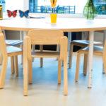 Teguleeritava kõrgusega lauad ja lastetoolid 15 mini_2